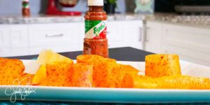 TAJÍN® Mango Fruit Roll-Ups